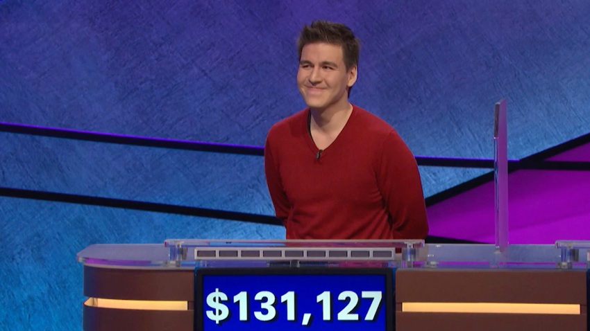 Jeopardy Record