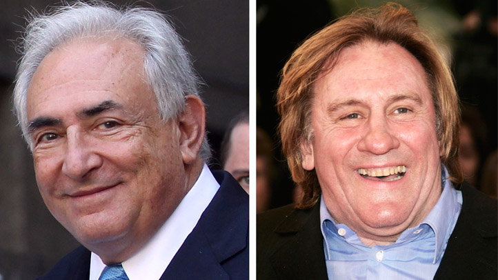 Kahn and Depardieu