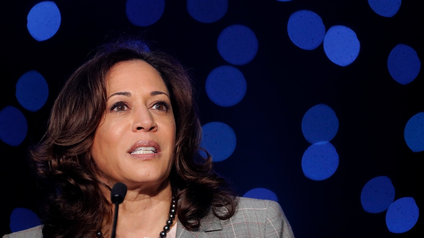 Election 2020 Harris