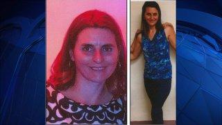 Photo of missing woman, Karolina Martinez Vanni