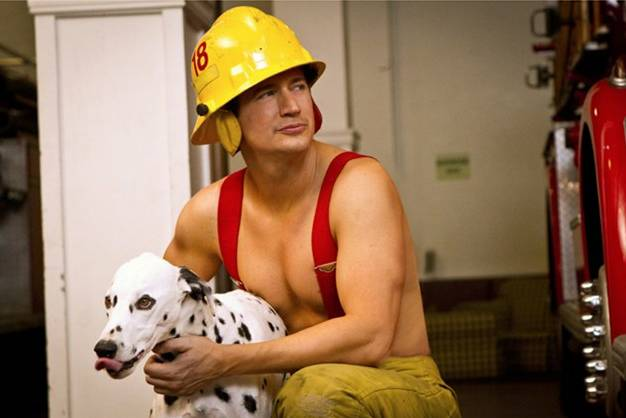 Ken Marino Burning Love