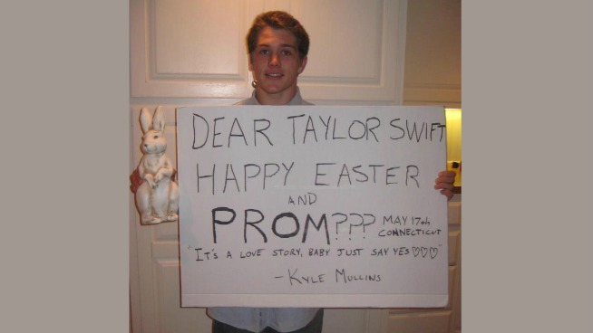 Kyle Mullins Taylor Swift