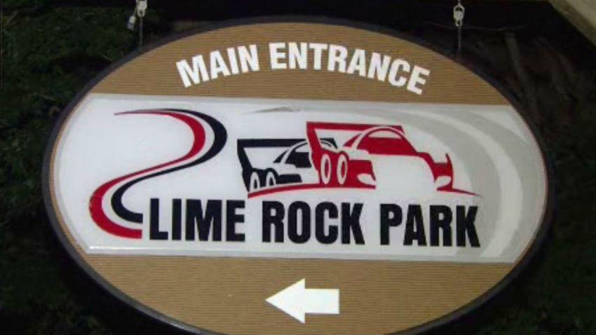 Lime Rock Park sign 1200