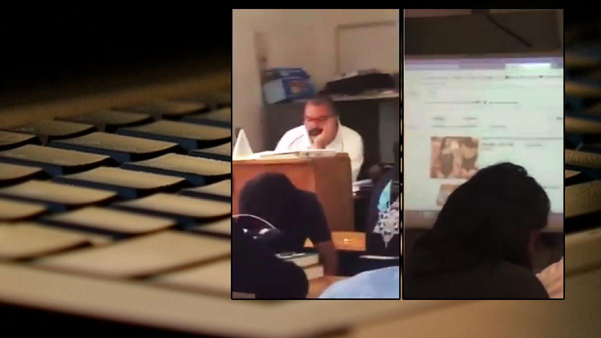 School_teach webcam