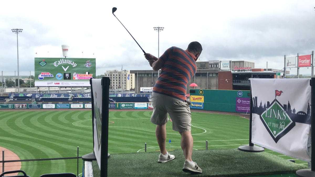 Links At The Yard Golf Event Returning To Dunkin Donuts Park In