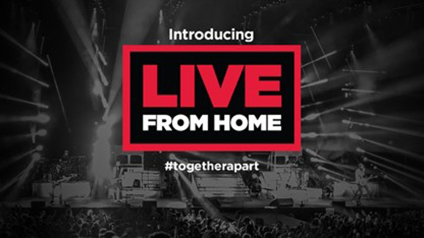 LiveNation Live From Home