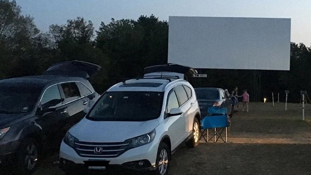 MANSFIELD DRIVE IN