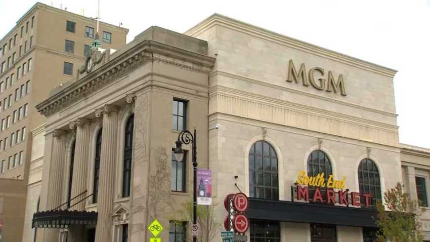 MGM Springfield exterior 08232018