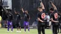 MLS Returns to Action After Poignant Moment of Silence