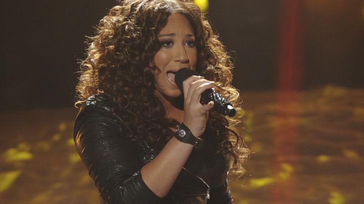 TV X Factor-Melanie-Amaro