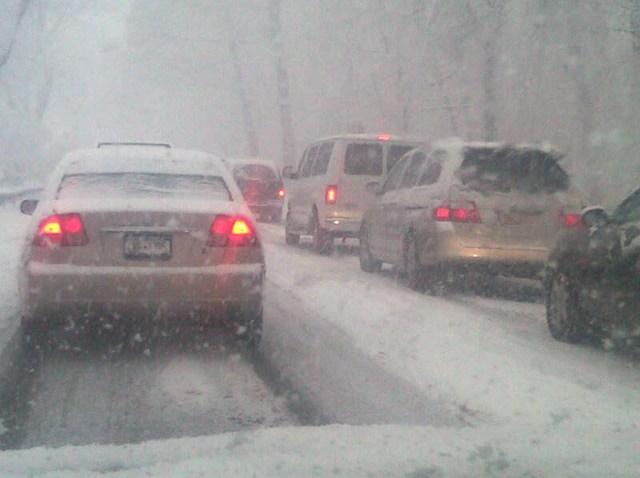 Merritt Traffic