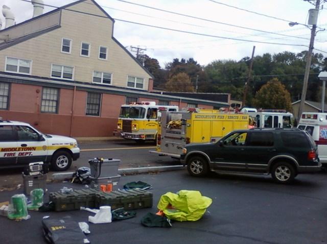 Middletown hazmat