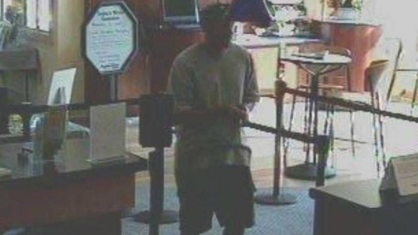 Milford bank robbery Peoples United Bank Aug 18