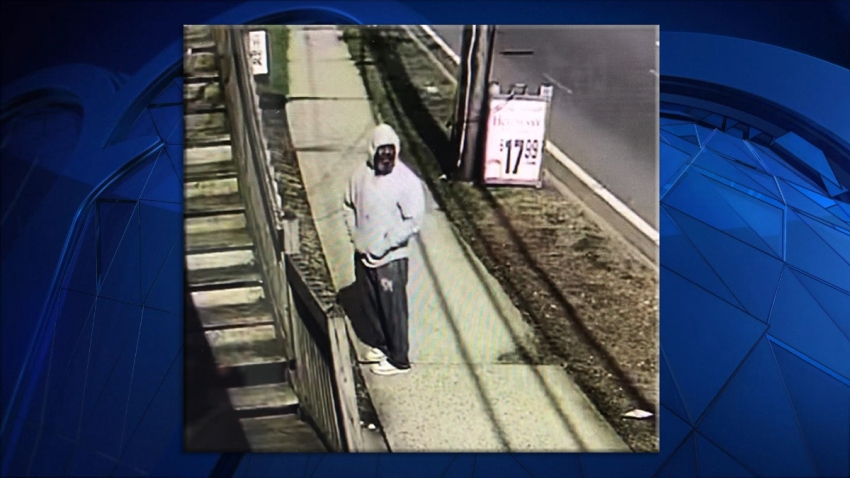 NEW Haven BANK ROBBERY SUSPECT