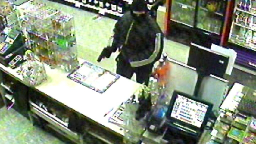New Haven Armed Robberies