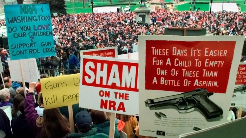 Columbine 20 Years Later School Shootings