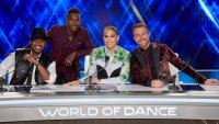 NE-YO Opens Up About Filming the Finale of 'World of Dance'