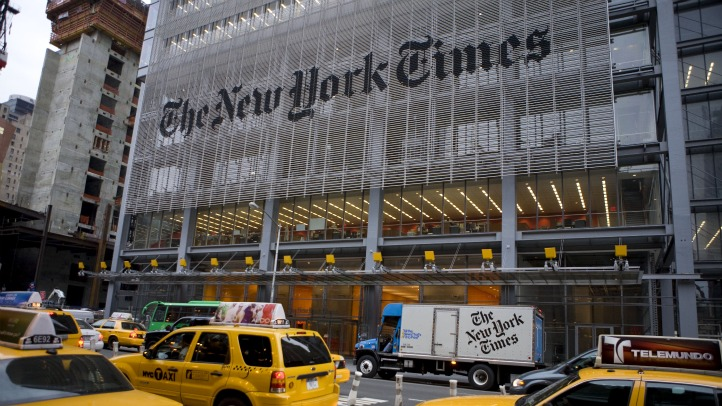 NY Times 722