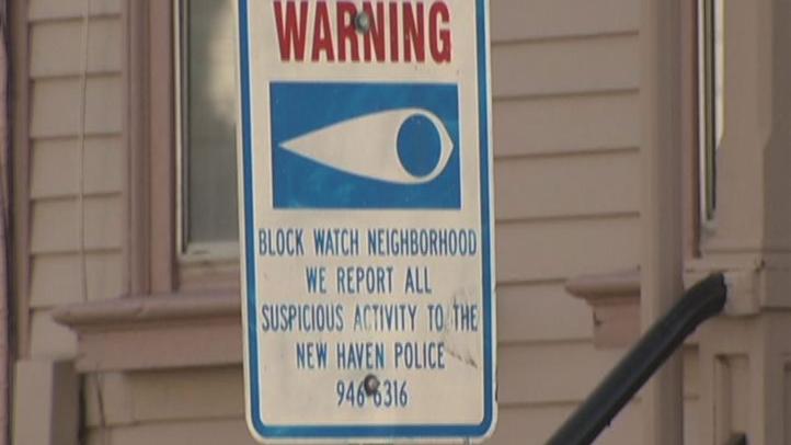 New Haven crimewatch