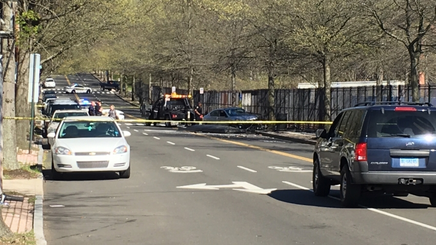 New Haven Church St South Shooting