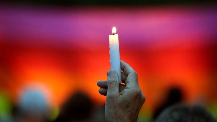 Vigil for Orlando Shooting Victims