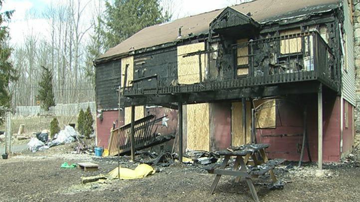 Newtown Barth fire