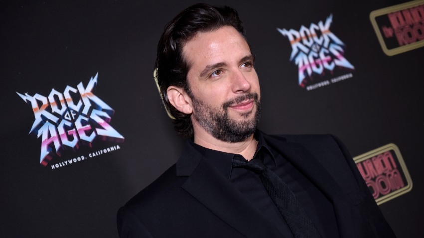 In this Jan. 15, 2020, file photo, Nick Cordero attends opening night of Rock Of Ages Hollywood at The Bourbon Room in Hollywood, Calif.