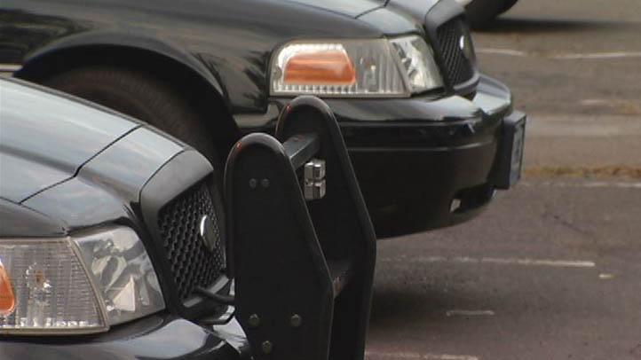 North Branford police cars 722