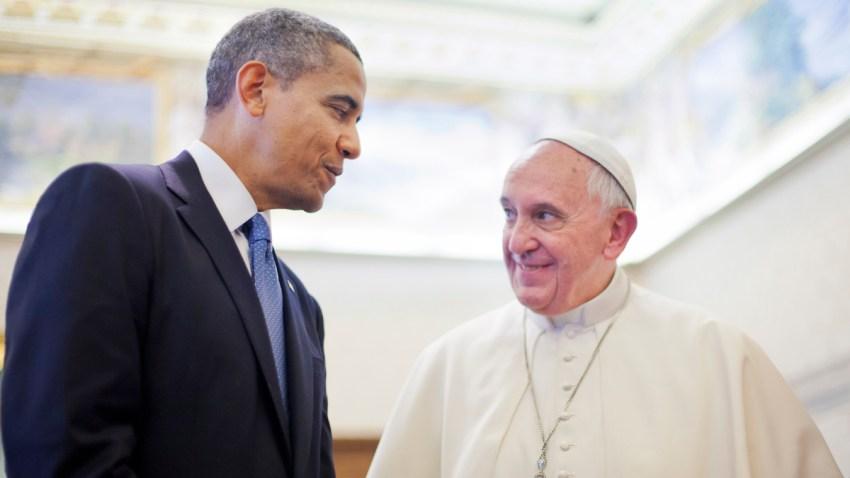 Obama US Vatican