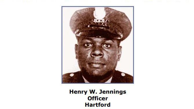 Officer Henry Jennings