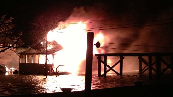 Old Saybrook fire