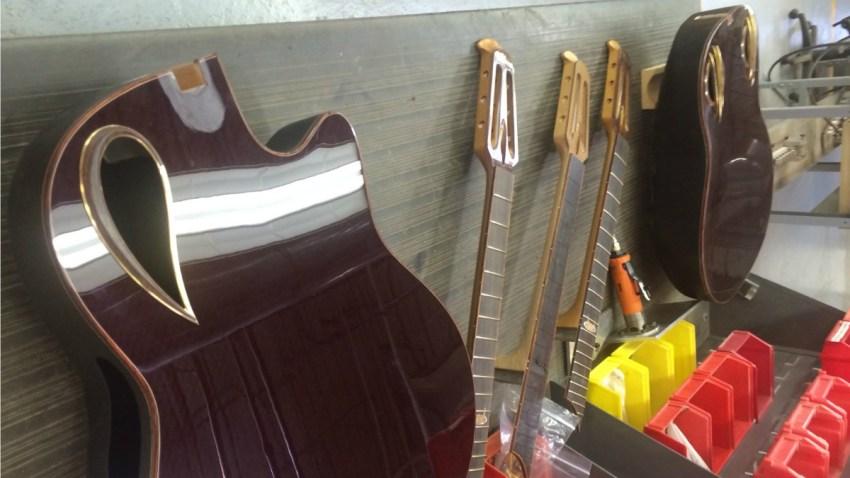 Ovation Guitars 1200