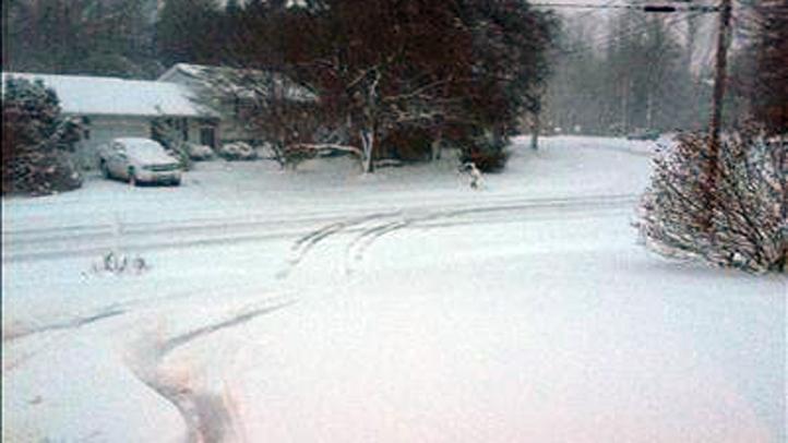 Plainville Snow