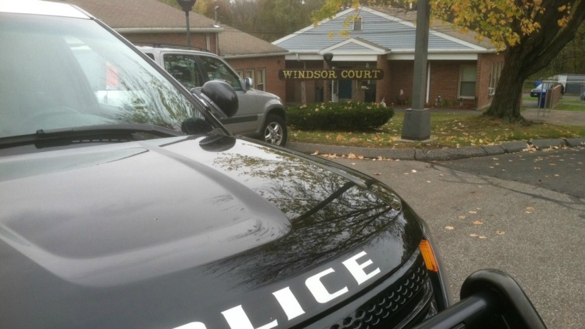 Police Investigation at Windsor Court in Enfield