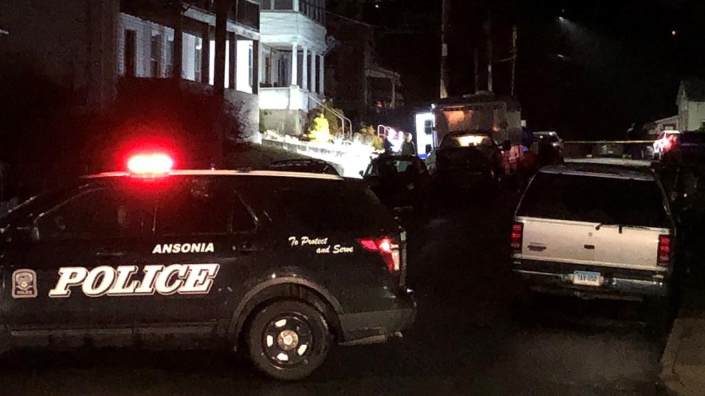 Police Investigation in Ansonia