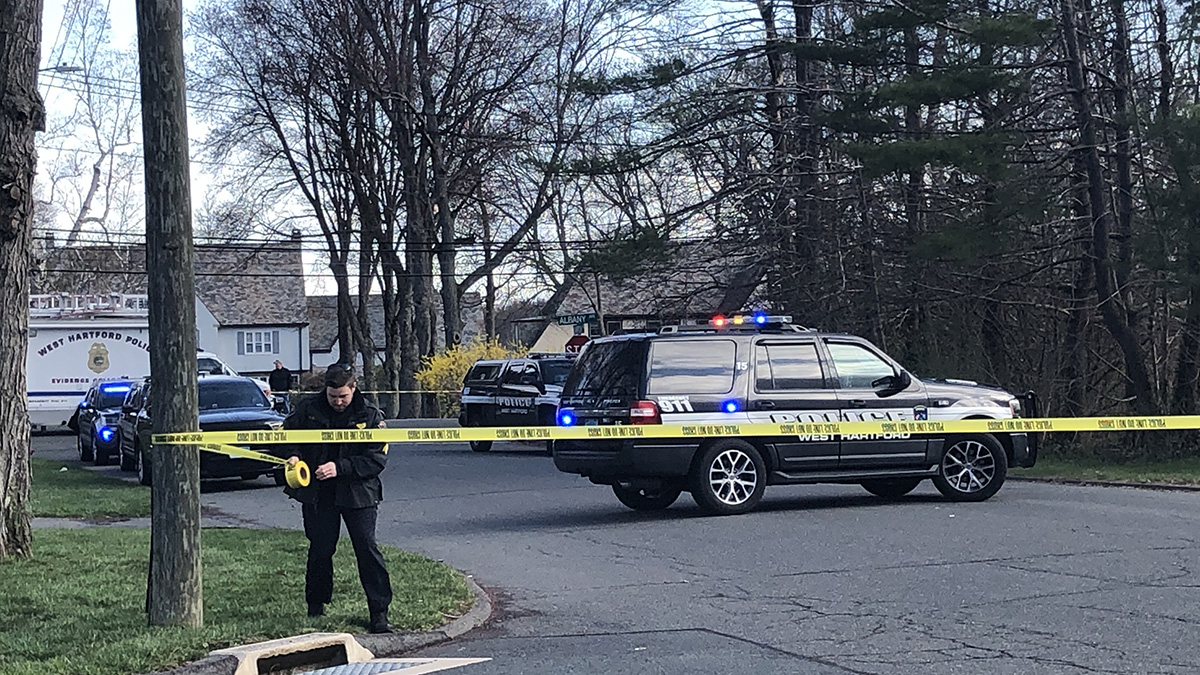 Police Arrest Suspect in West Hartford Hit-And-Run