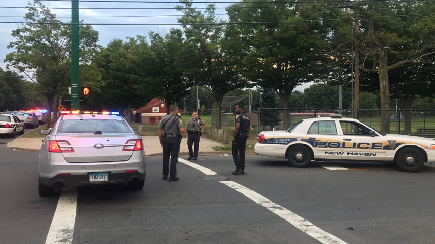 Police search for person who shot Captain Duff and civilian in New Haven
