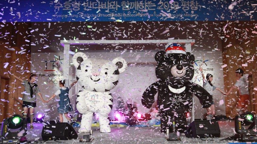 South Korea Olympics Pyeongchang 2018