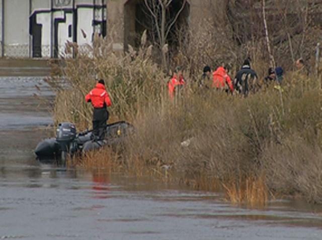 Quinnipiac river search