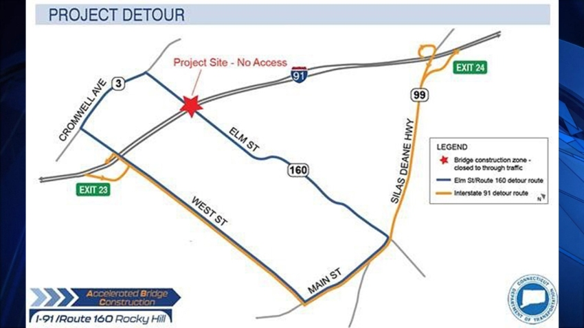 I-91 South in Rocky Hill to Shut Down for Hours Sunday ... on lincoln way map, interstate 27 map, interstate 26 map, interstate 30 map, interstate map of mississippi and alabama, interstate 85 map, interstate 10 map, interstate 80 map, interstate 422 map, interstate 44 map, interstate 25 map, interstate 526 map, interstate 75 map, new jersey route 1 map, interstate 70 map, interstate highway map, interstate 74 map, us highway 78 map,