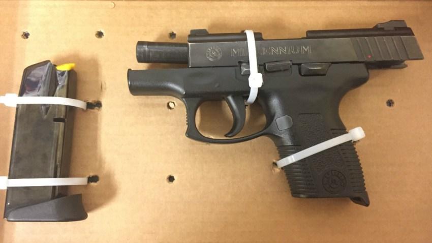 Rosa Quintana gun charges