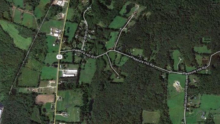Route 32 Franklin crash