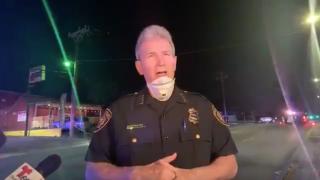 San Antonio, TX Police Chief McManus