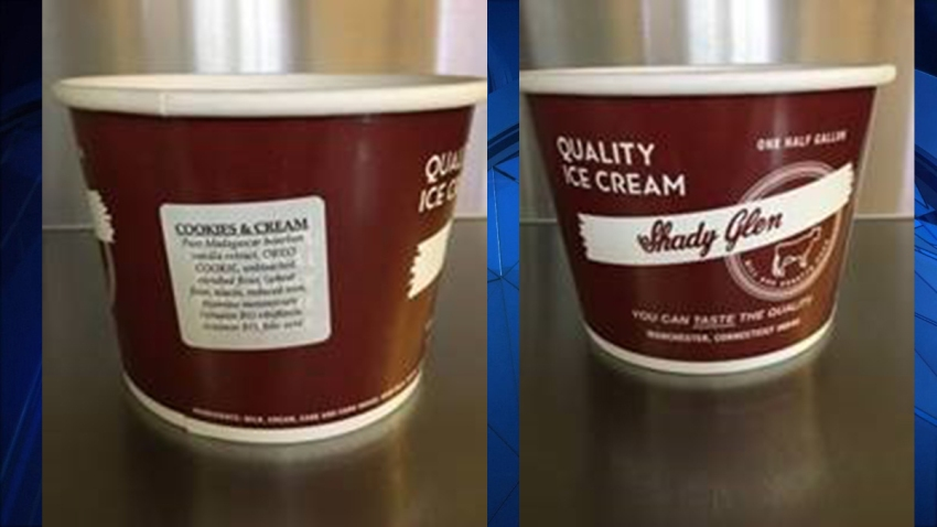 Shady Glen Cookies and Cream Ice Cream