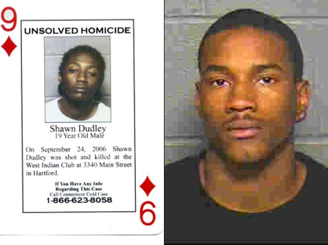 Shawn Dudley Quan Morgan