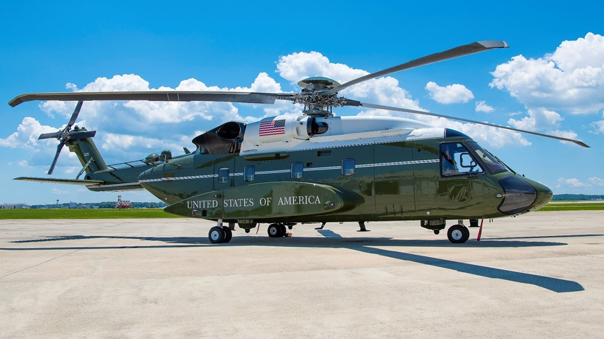 Sikorsky Gets Second Contract to Build Presidential Helicopters