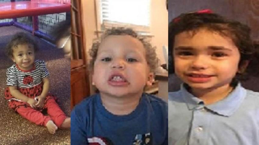 Silver alerts for three missing waterbury kids