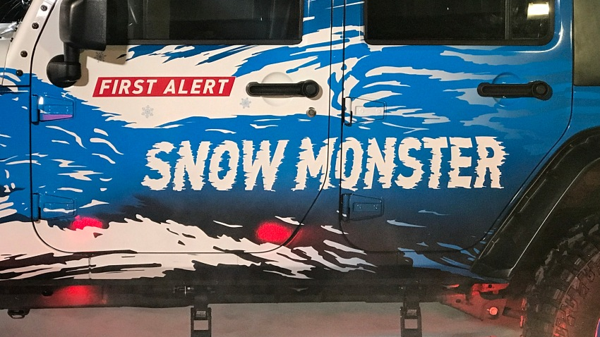 Snow Monster 2