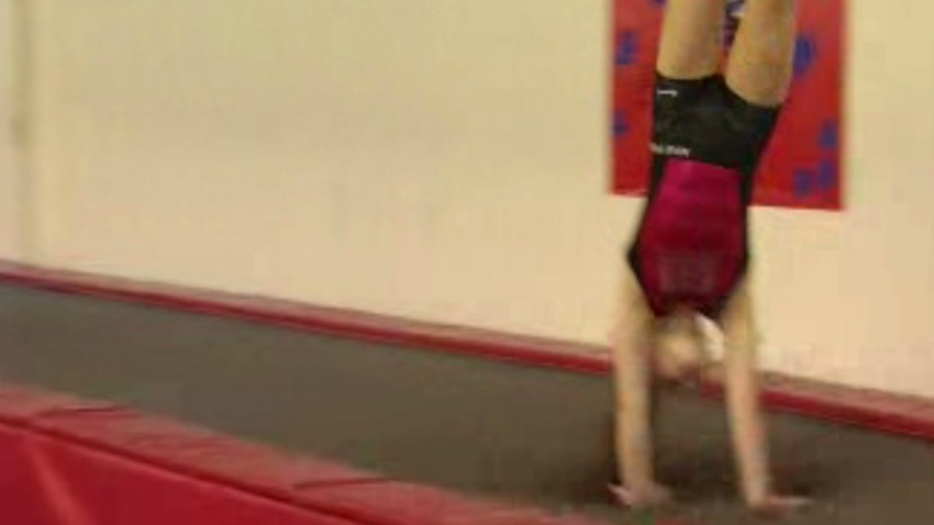South Windsor gymnasts have Olympic spirit