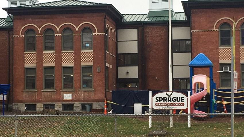 Sprague Elementary School in Waterbury